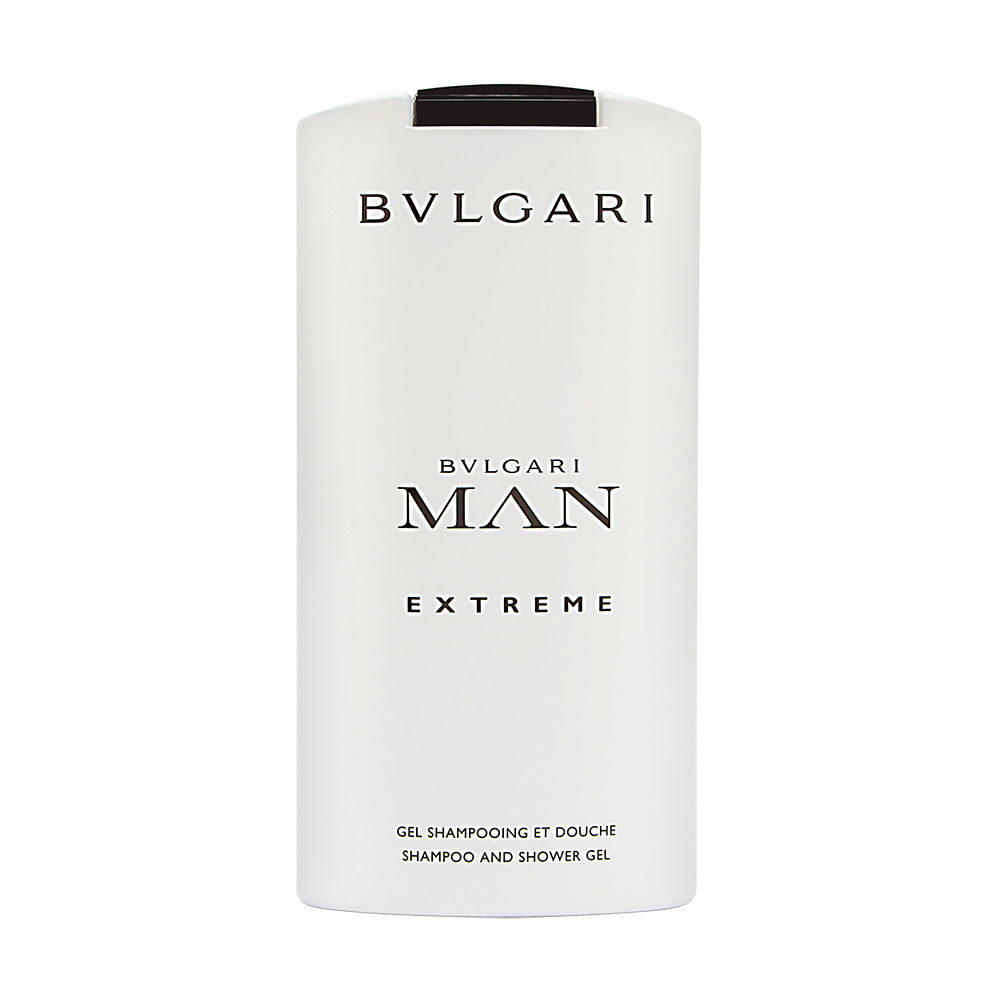 Bvlgari Man Extreme by Bvlgari  men 6.8oz Shower Gel