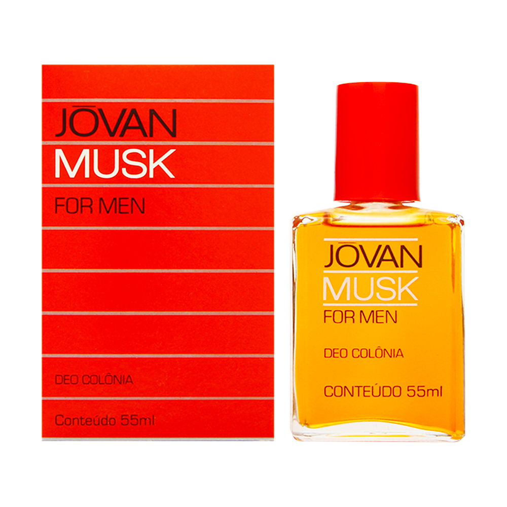 Jovan Musk by Coty for Men 1.8oz Deodorant