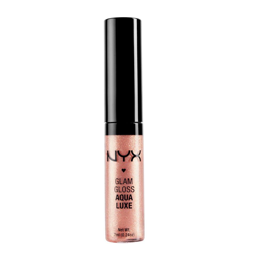 NYX Cosmetics Glam Lip Gloss Aqua Luxe VIP at Sears.com