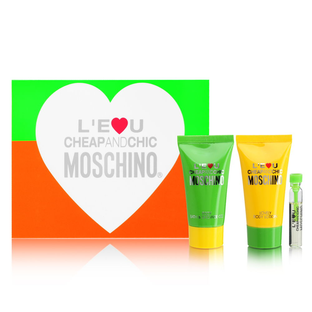 Buy L\'Eau Cheap and Chic by Moschino online. — Basenotes.net