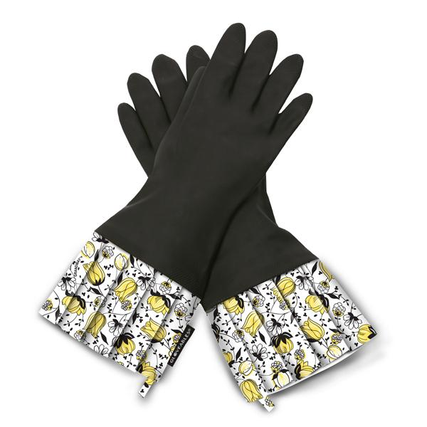 Grandway Honduras Gloveables Black/Yellow Tulip at Sears.com