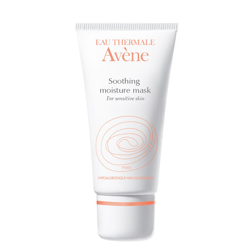 Avene Eau Thermale Soothing Moisture Mask for Sensitive Skin