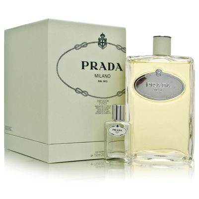 Prada Infusion D'Iris 25.5 oz EDP Flacon + 1.0 oz Empty Bottle for Recharge + Prada Funnel at Sears.com
