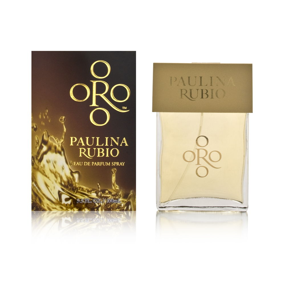 Paulina Rubio Oro 3.3 oz EDP Spray