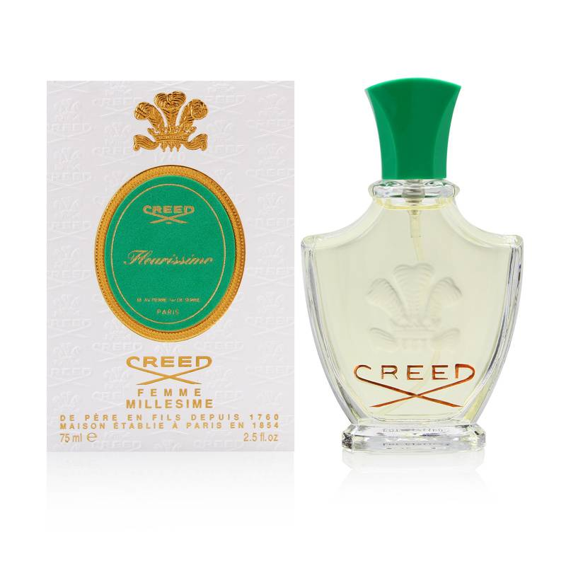 Creed Fleurissimo for Women 2.5oz Spray Shower Gel