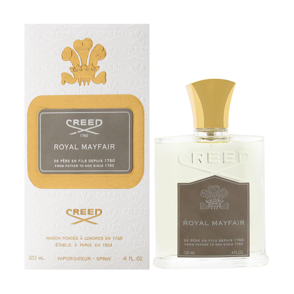Creed Royal Mayfair 4.0oz EDP Spray Shower Gel
