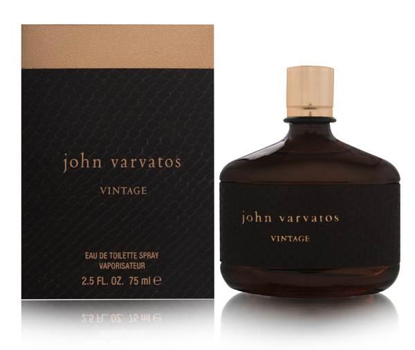 Elizabeth Arden John Varvatos Vintage by John Varvatos for Men 2.5oz EDT Spray Shower Gel