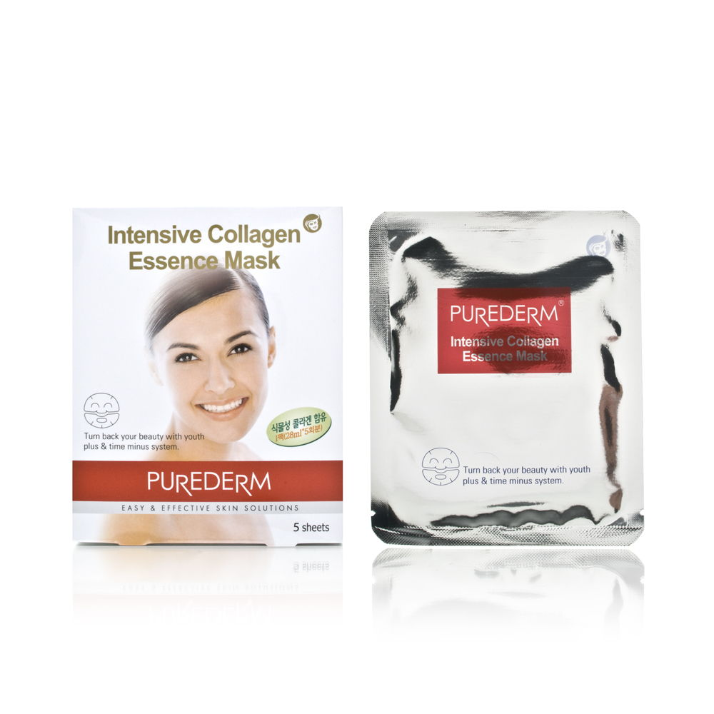 Purederm Intensive Collagen Essence Mask