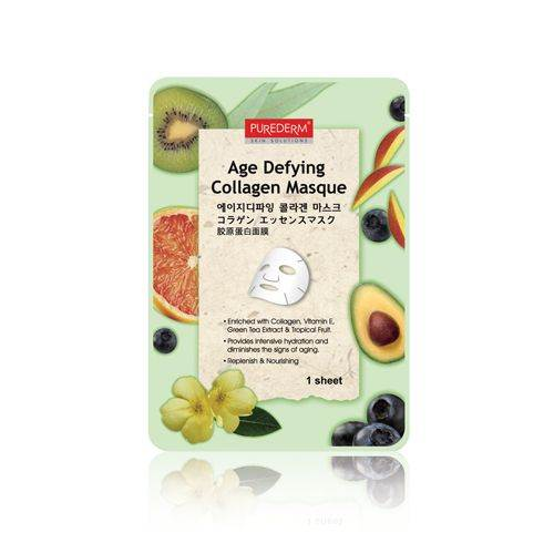 Purederm Age Defying Collagen Mask