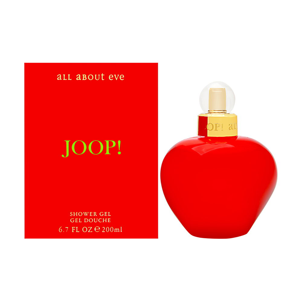All About Eve by Joop! for Women 6.7oz Body Wash Shower Gel