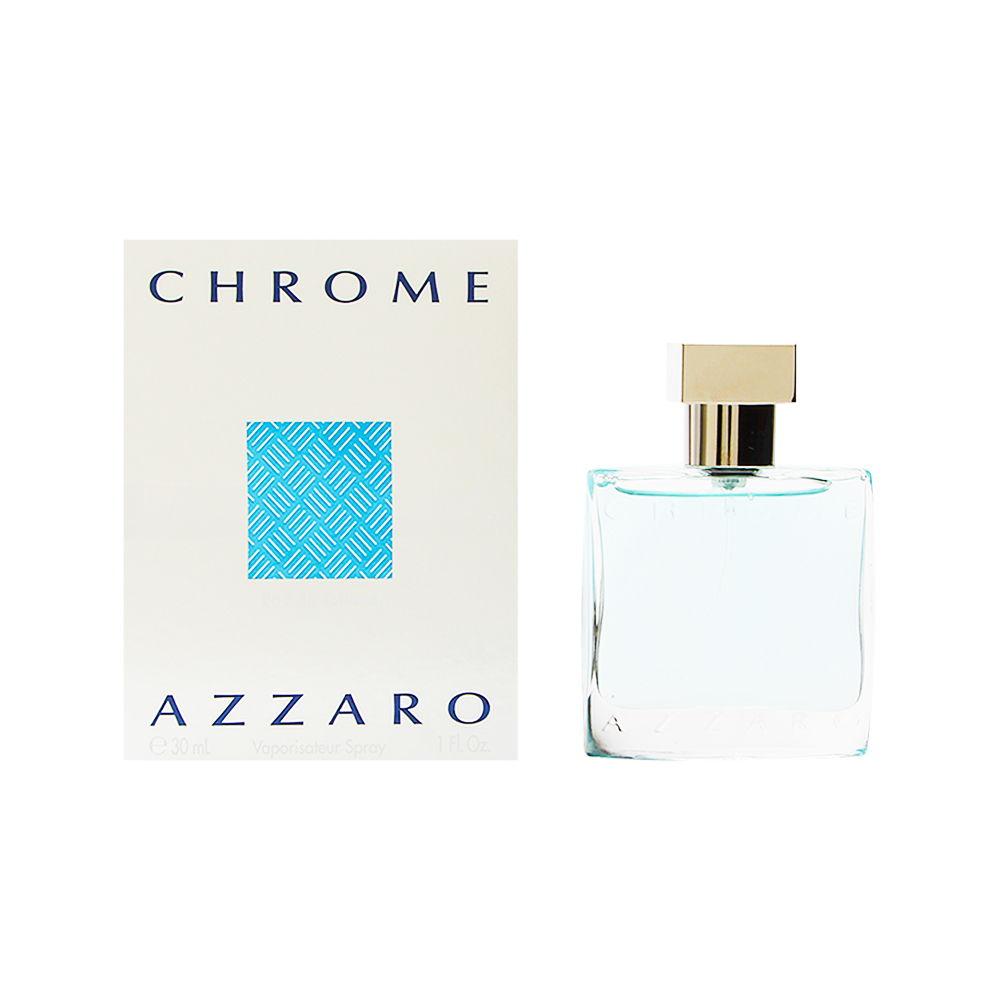 Chrome by Loris Azzaro for Men 1.0oz EDT Spray Shower Gel