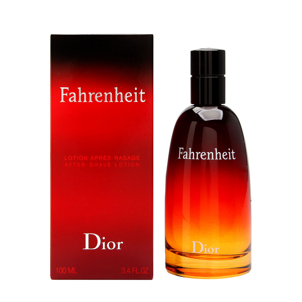 Fahrenheit by Christian Dior for Men 3.4oz Aftershave