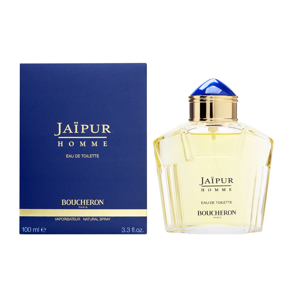 Jaipur Homme by Boucheron 3.3oz EDT Spray Shower Gel