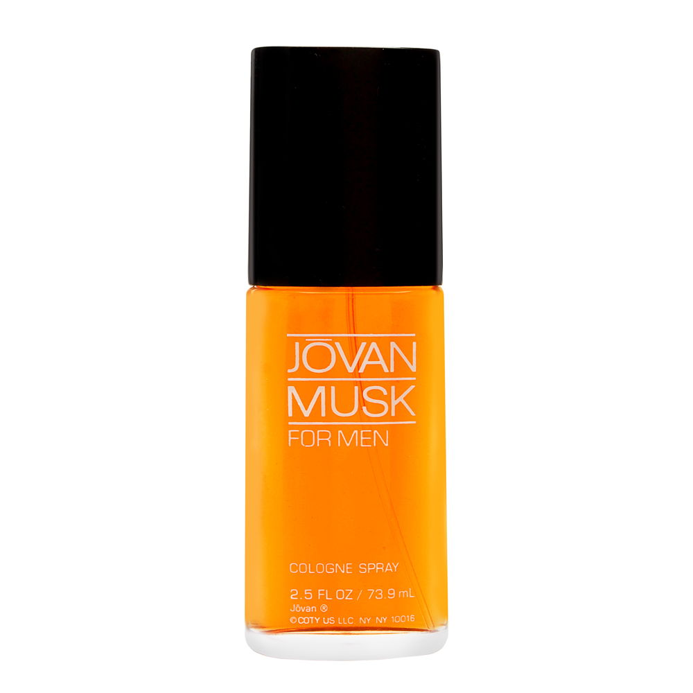 Jovan Musk by Coty for Men 2.5oz Cologne Spray (Tester) (Unboxed) Shower Gel