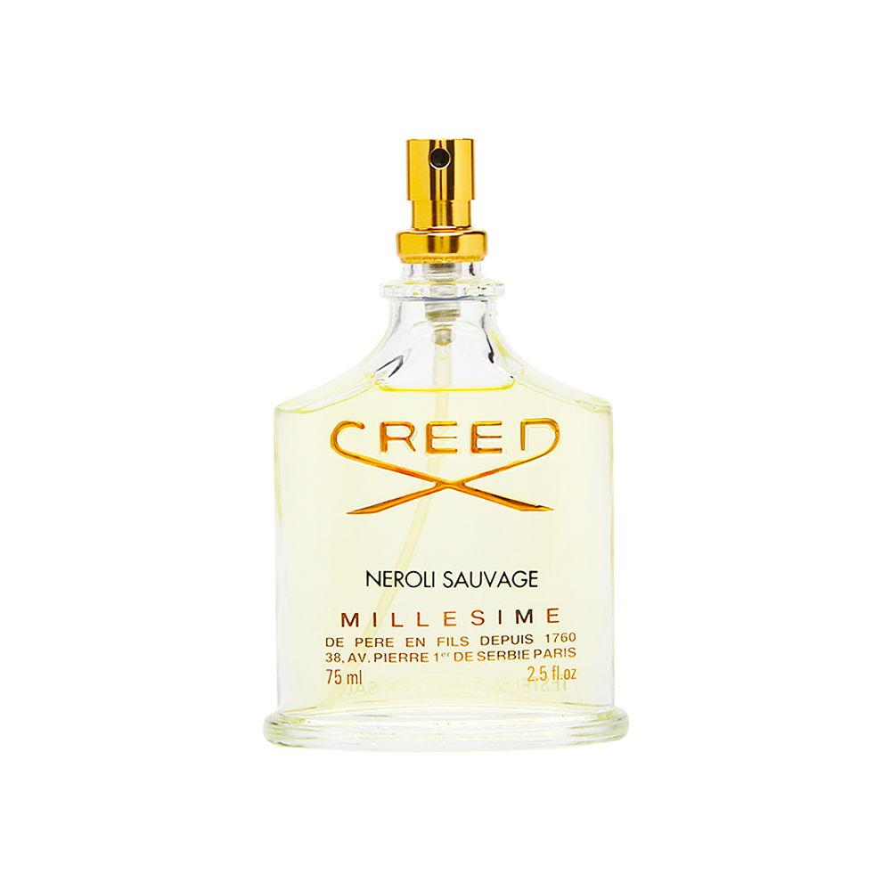 Creed Neroli Sauvage for Men 2.5oz Cologne Spray (Tester) Shower Gel