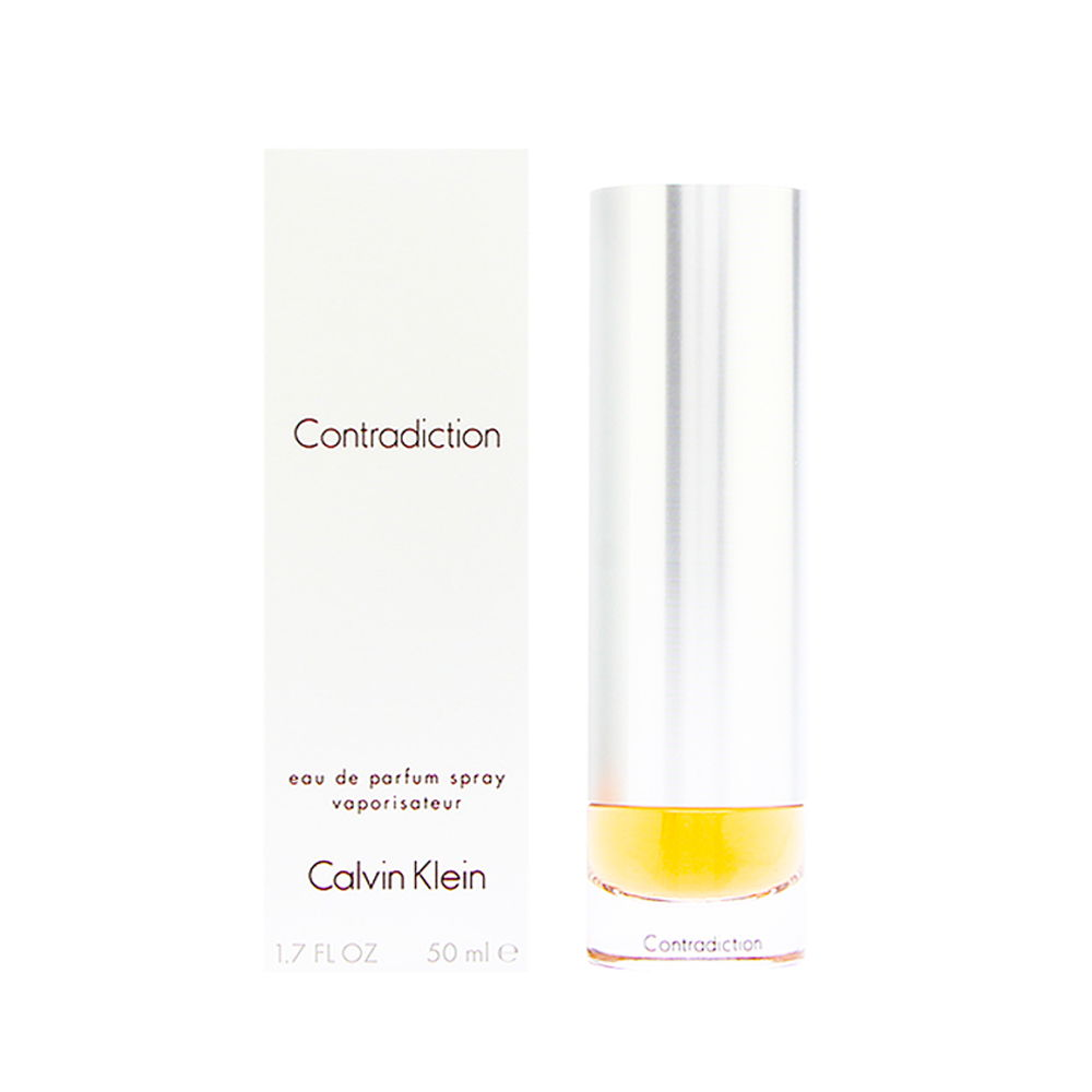 Contradiction by Calvin Klein for Women 1.7oz EDP Spray Shower Gel