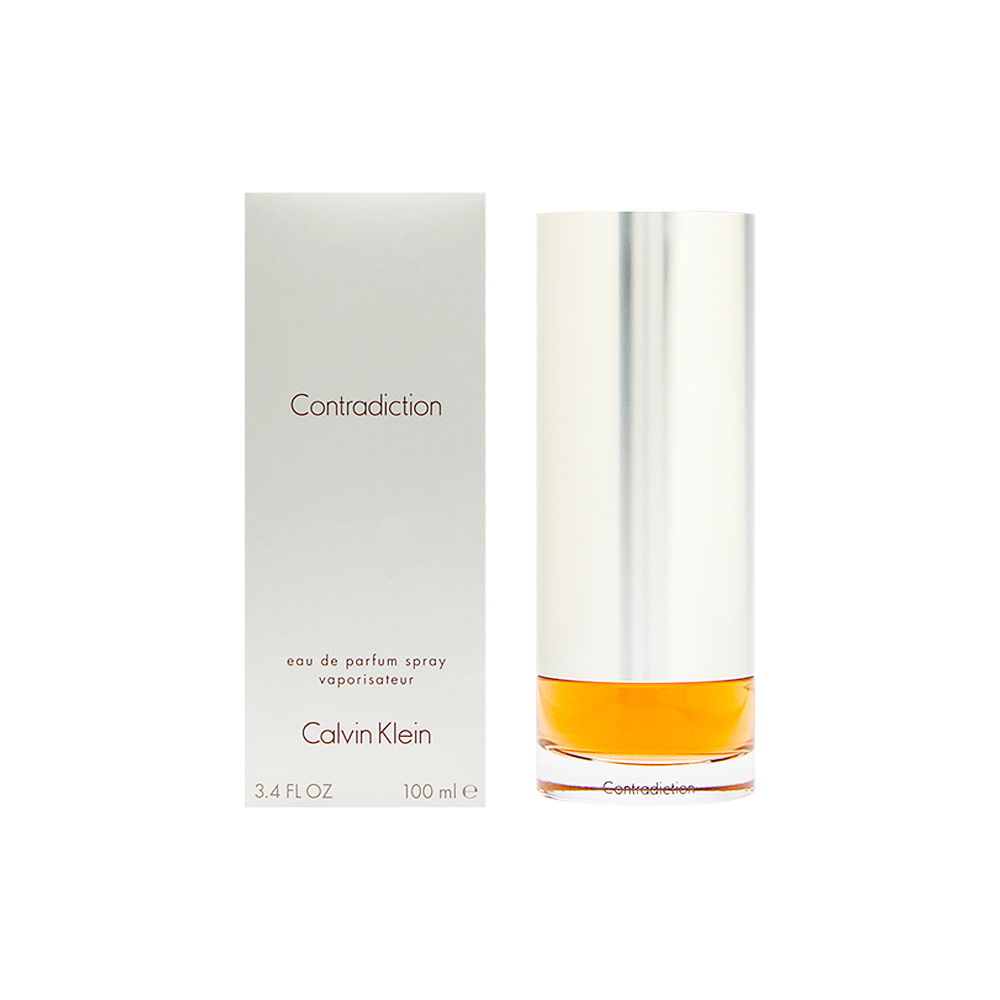 Contradiction by Calvin Klein for Women 3.4oz EDP Spray Shower Gel