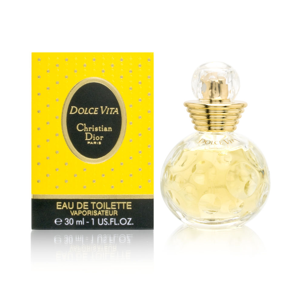 Dolce Vita by Christian Dior for Women 1.0oz EDT Spray Shower Gel