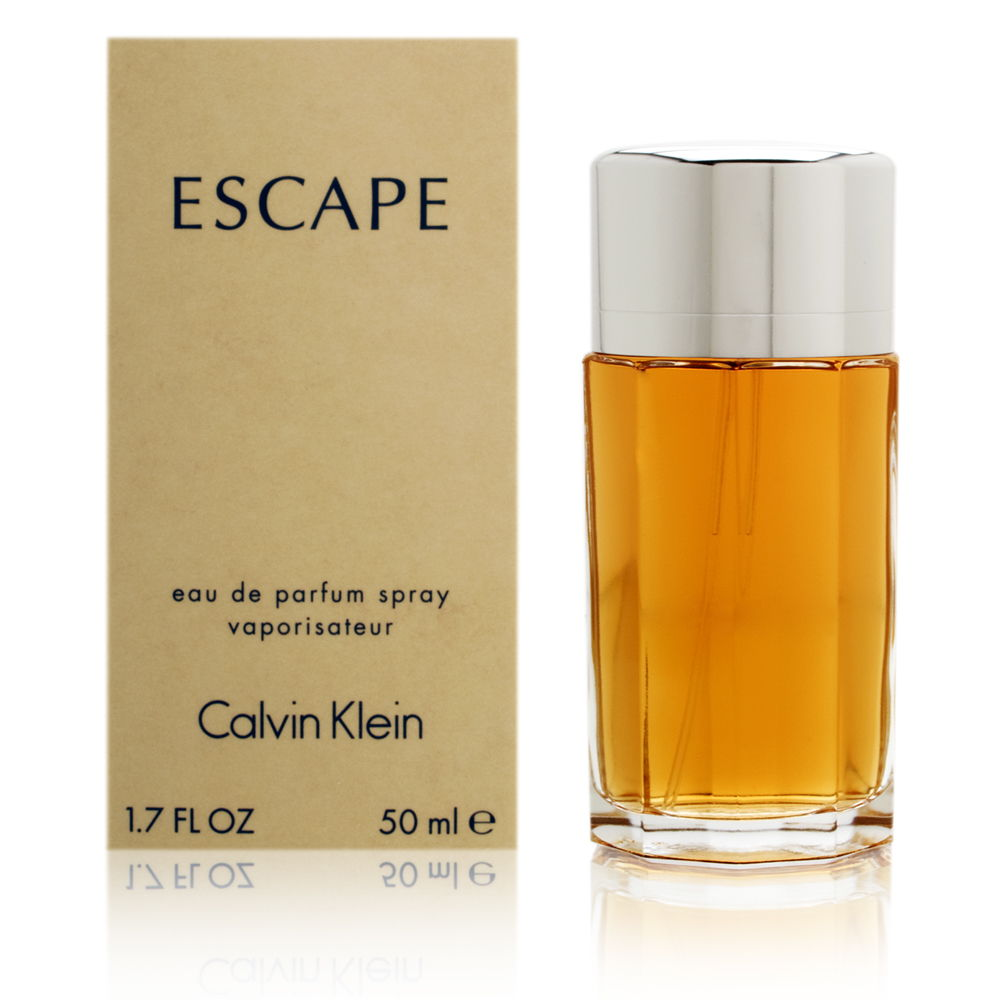 Escape by Calvin Klein for Women 1.7oz EDP Spray Shower Gel