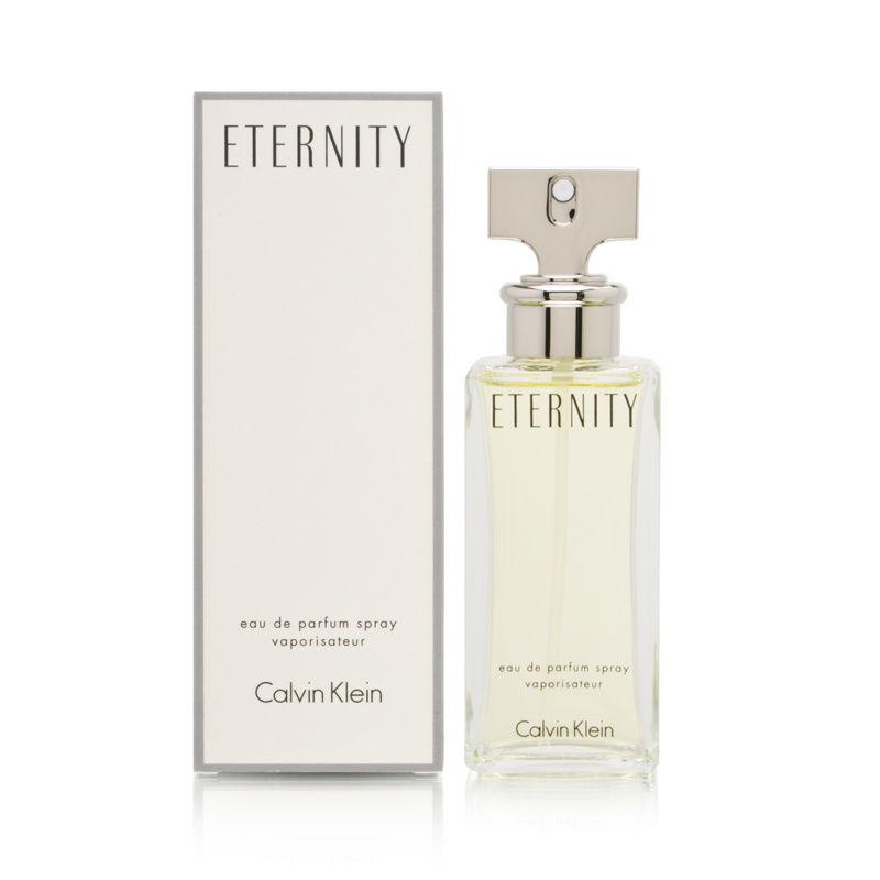 Coty Eternity by Calvin Klein for Women 1.7oz EDP Spray Shower Gel