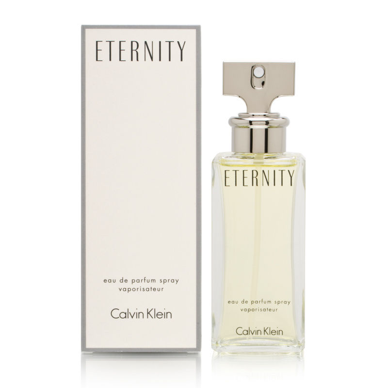 Eternity by Calvin Klein for Women 3.4oz EDP Spray Shower Gel