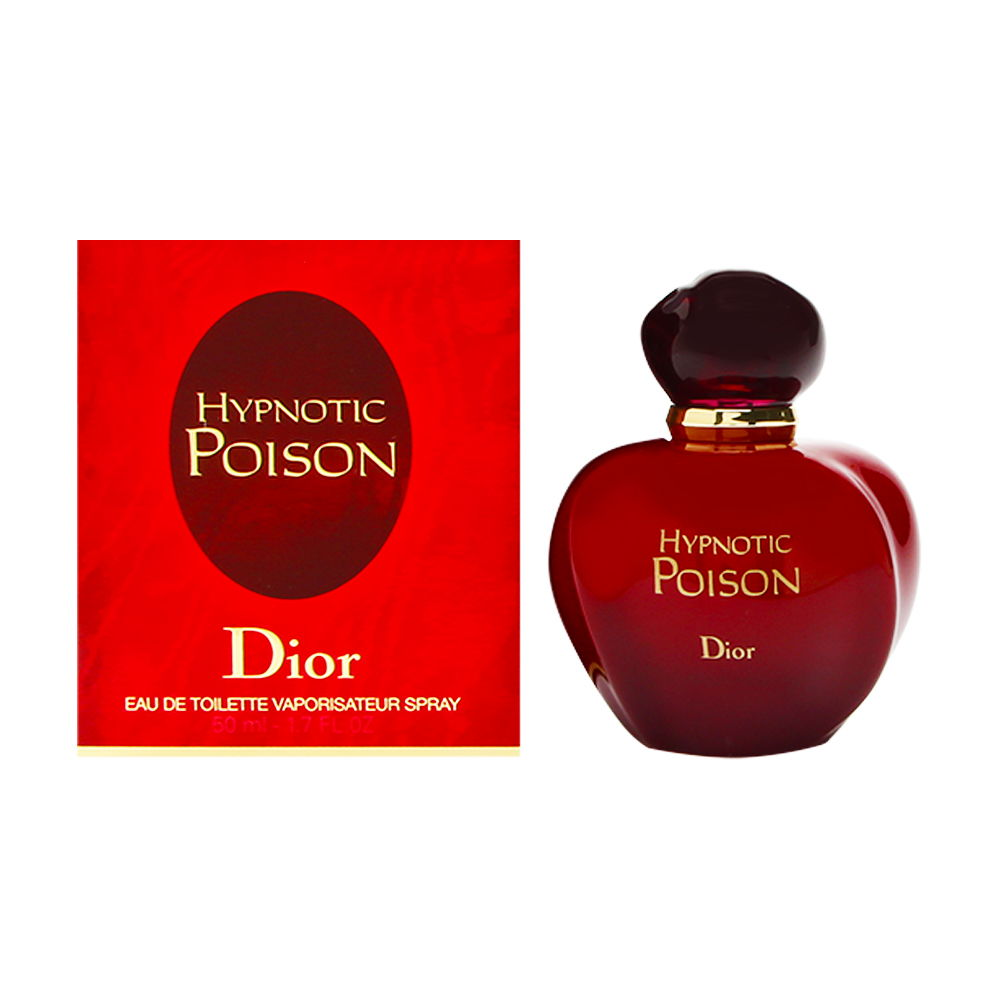 Hypnotic Poison by Christian Dior for Women 1.7oz EDT Spray Shower Gel