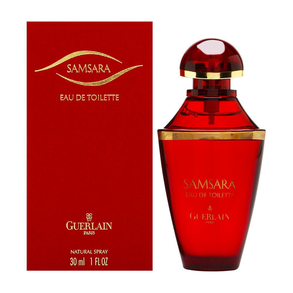 Samsara by Guerlain for Women 1.0oz EDT Spray Shower Gel