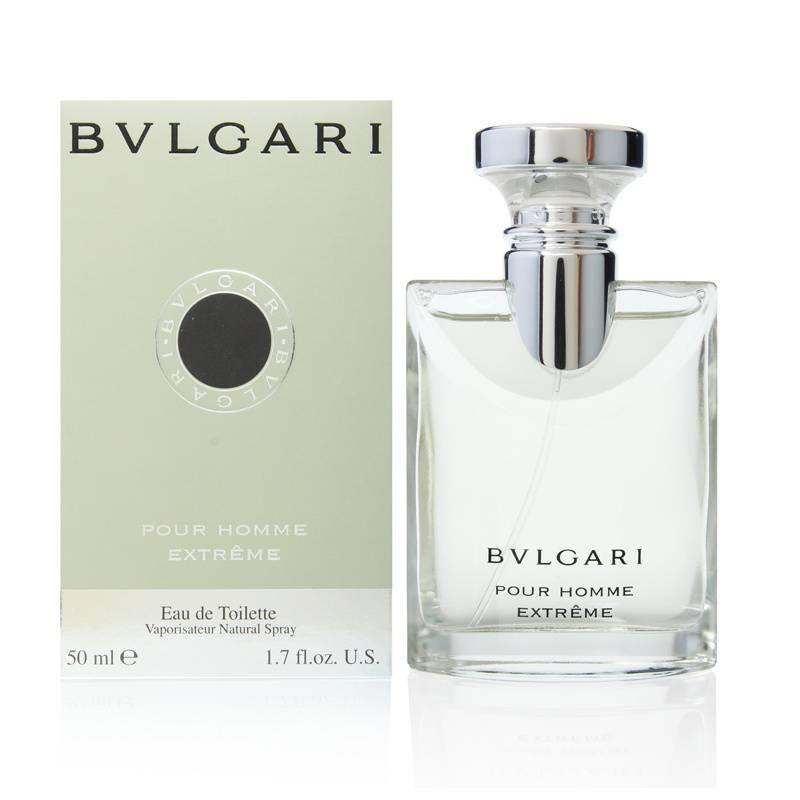 Bvlgari Extreme by Bvlgari for Men 1.7oz EDT Spray Shower Gel