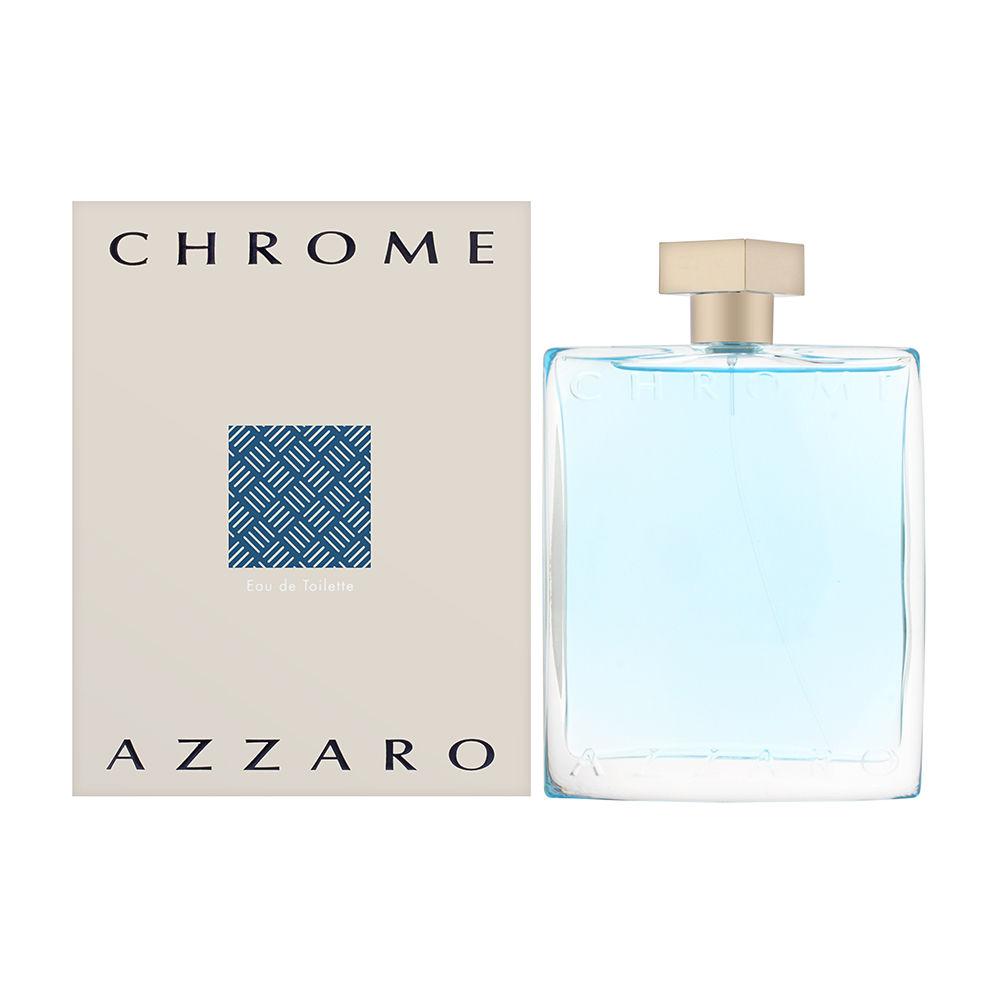 Chrome by Loris Azzaro for Men 6.7oz EDT Spray Shower Gel