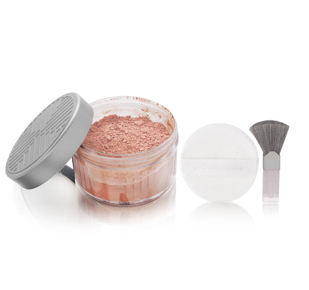 Charles of the Ritz Custom Blended Powder (082873572273 Makeup Face Powder - Loose) photo