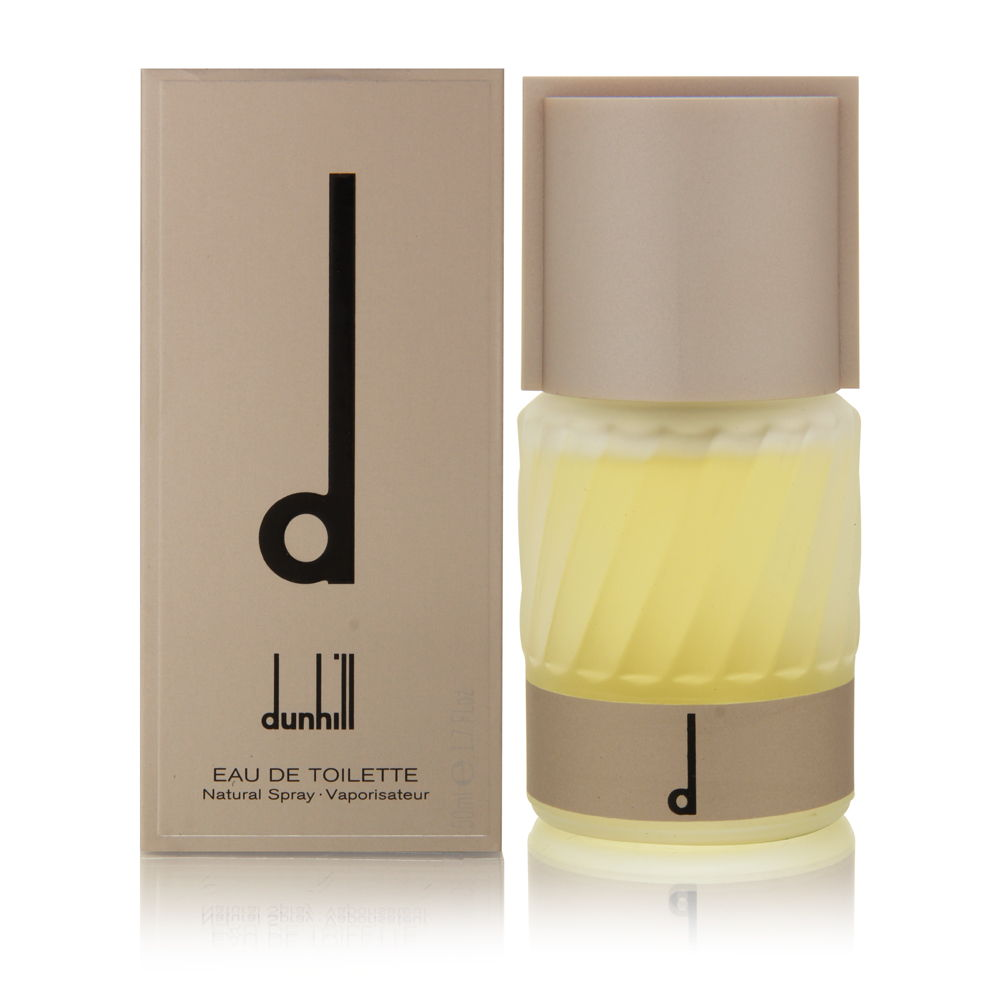 Dunhill D by Alfred Dunhill for Men 1.7oz EDT Spray Shower Gel