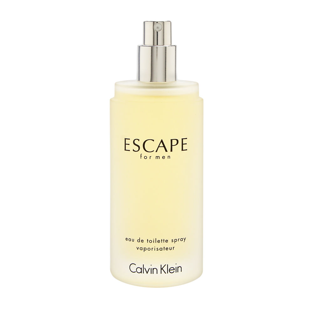 Escape by Calvin Klein for Men 3.4oz Cologne EDT Spray (Tester) Shower Gel