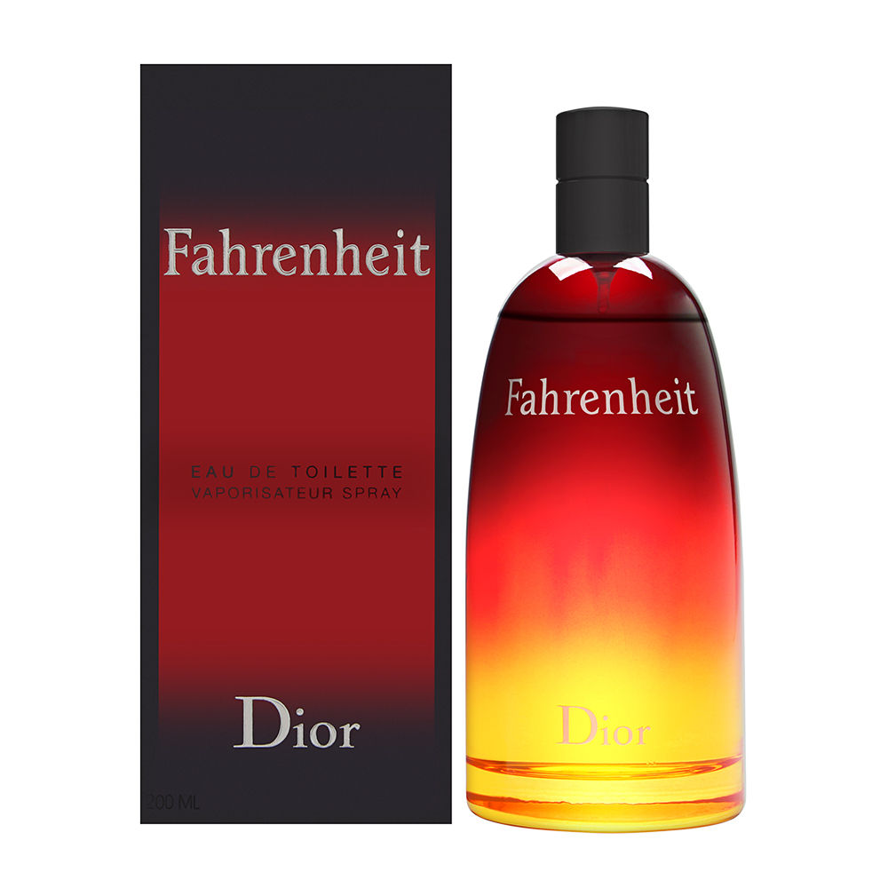Fahrenheit by Christian Dior for Men 6.8oz EDT Spray Shower Gel