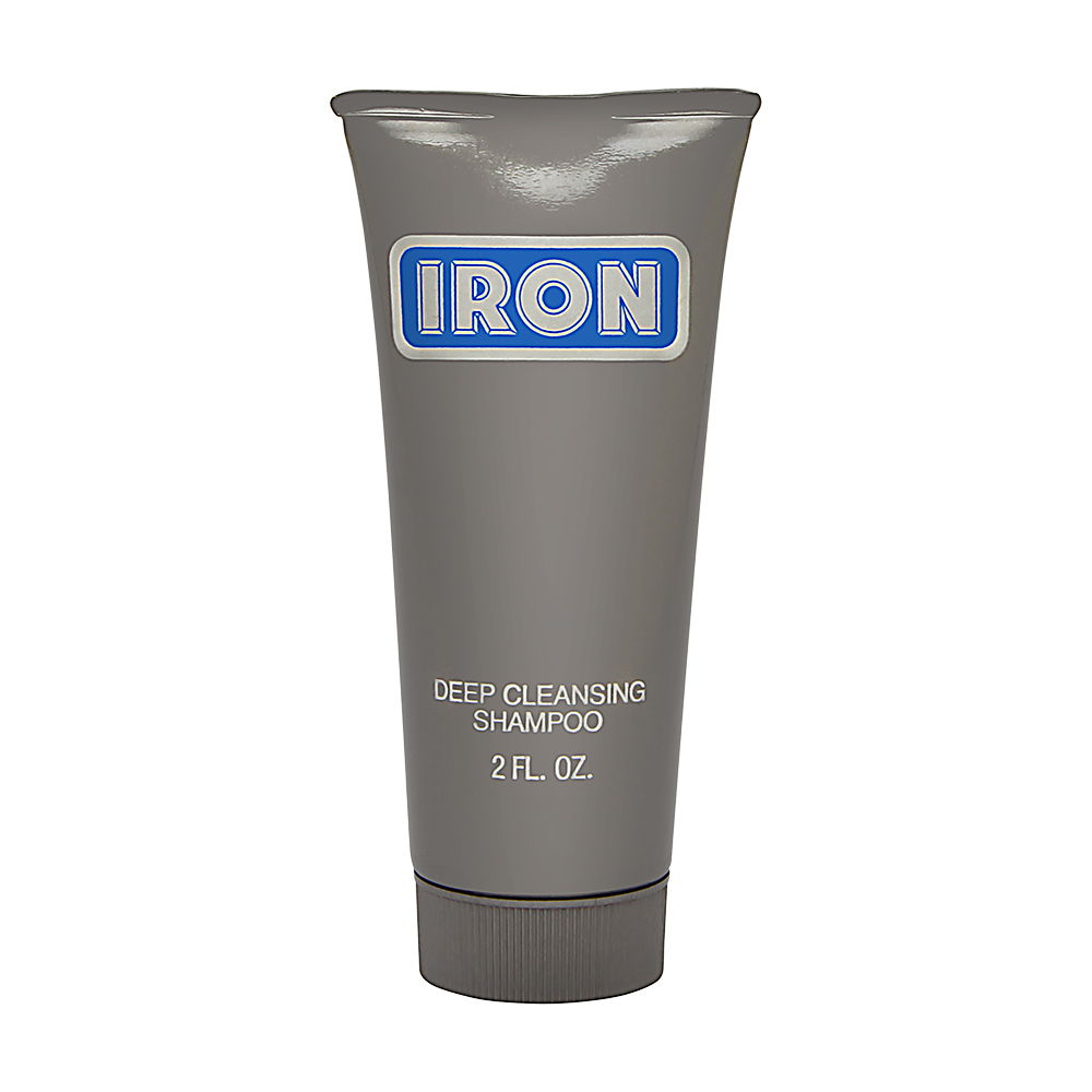 Iron by Coty for Men 2.0oz (Unboxed) Body Wash Shower Gel