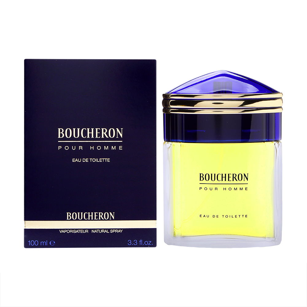 Boucheron Pour Homme by Boucheron 3.3oz EDT Spray Shower Gel