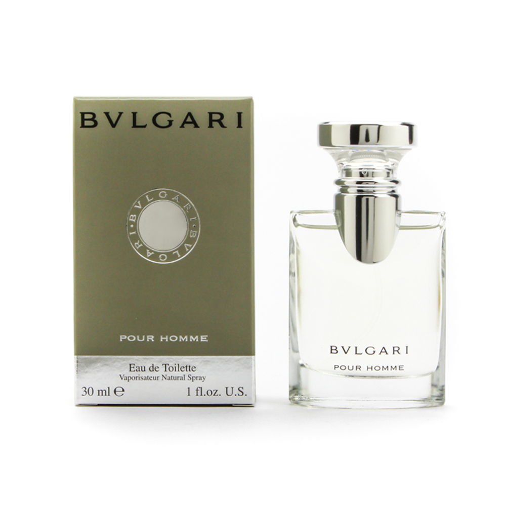 Bvlgari Pour Homme by Bvlgari for Men 1.0oz EDT Spray Shower Gel