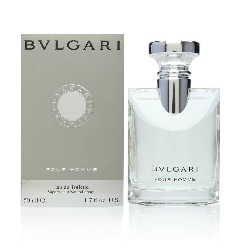Bvlgari Pour Homme by Bvlgari for Men 1.7oz EDT Spray Shower Gel