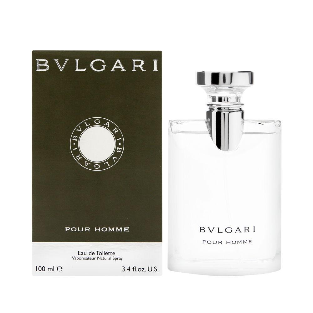 Bvlgari Pour Homme by Bvlgari for Men 3.4oz EDT Spray Shower Gel