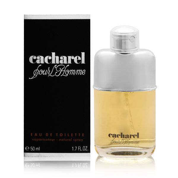 Cacharel Pour Homme 1.6oz EDT Spray Shower Gel