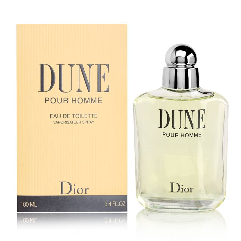 Dune by Christian Dior for Men 3.4oz EDT Spray Shower Gel