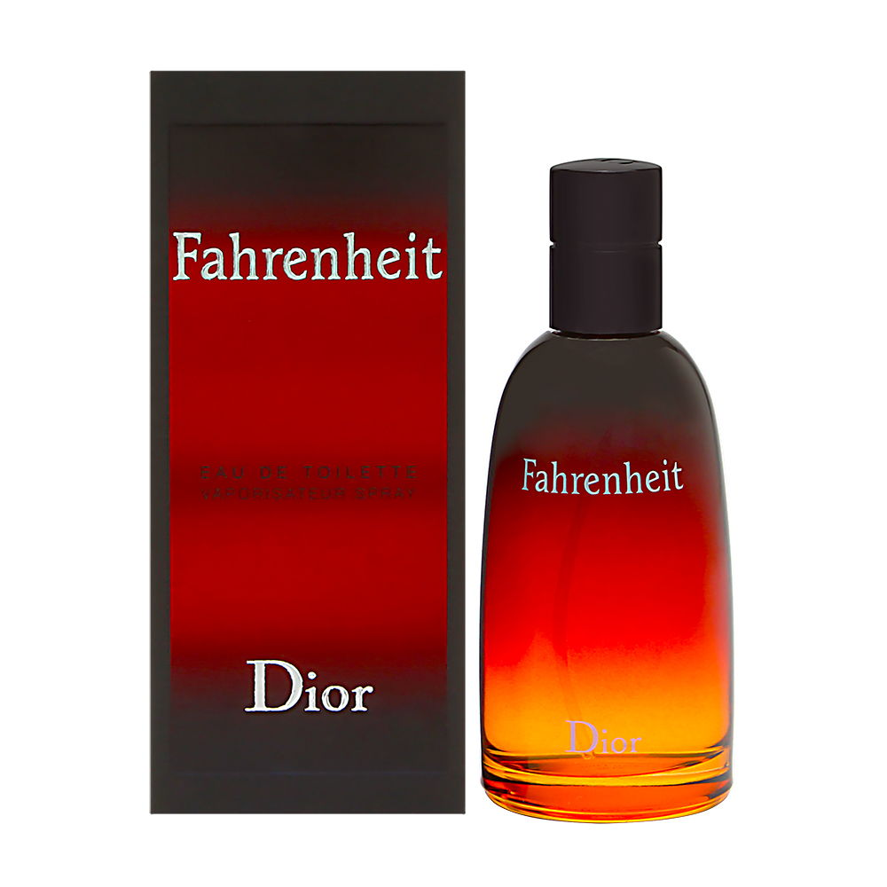 Fahrenheit by Christian Dior for Men 1.7oz EDT Spray Shower Gel