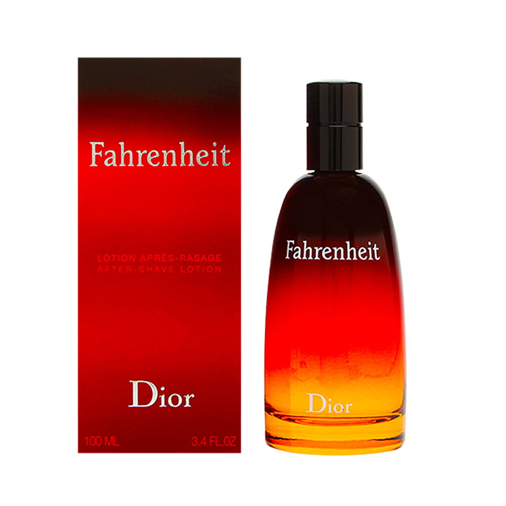 Fahrenheit by Christian Dior for Men 3.4oz EDT Spray Shower Gel