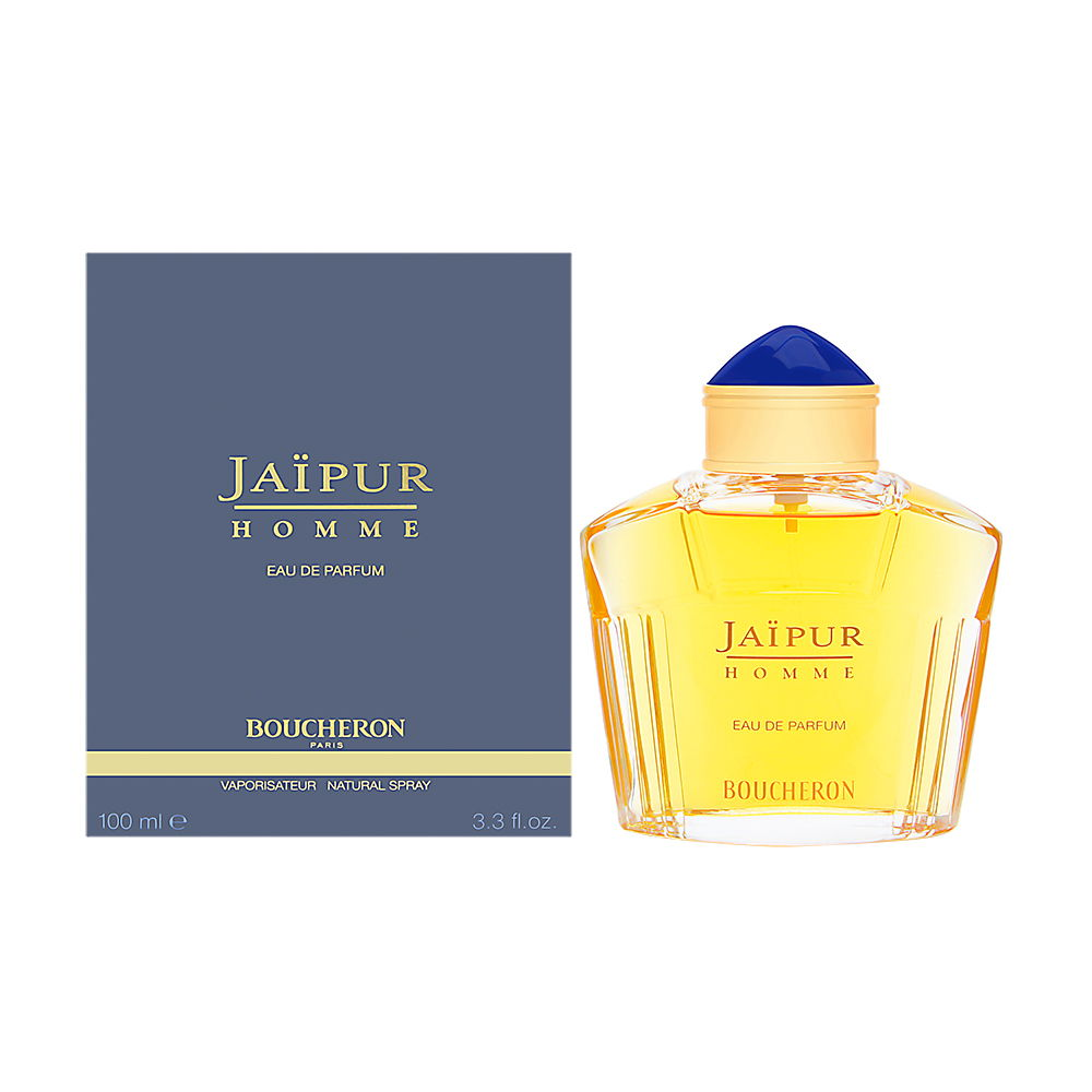 Jaipur Homme by Boucheron 3.3oz EDP Spray Shower Gel