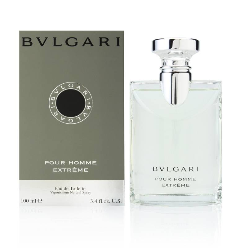 Bvlgari Extreme by Bvlgari for Men 3.4oz EDT Spray Shower Gel