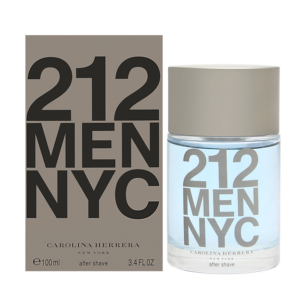Puig 212 Men by Carolina Herrera 3.4oz Aftershave