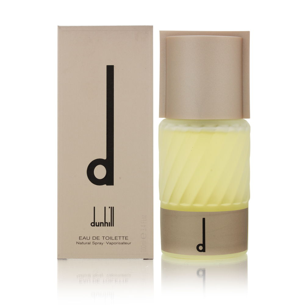 Dunhill D by Alfred Dunhill for Men 3.4oz EDT Spray Shower Gel