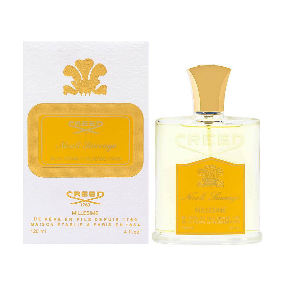 Creed Neroli Sauvage for Men 4.0oz EDP Spray Shower Gel