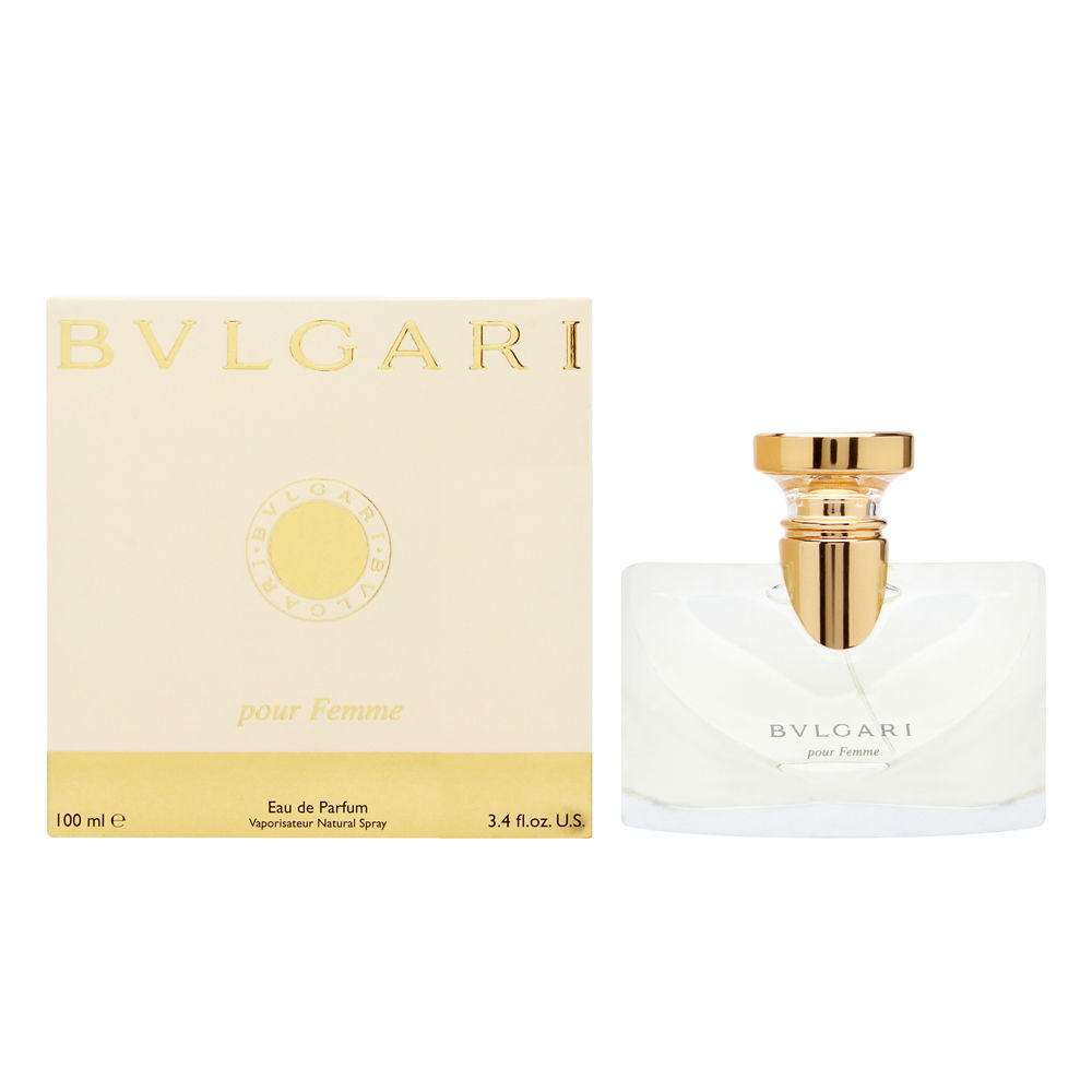 Bvlgari Pour Femme by Bvlgari 3.4oz EDP Spray Shower Gel