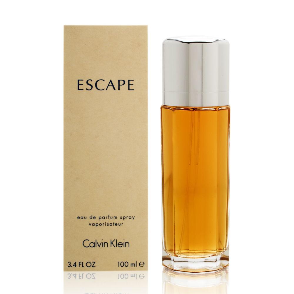Escape by Calvin Klein for Women 3.4oz EDP Spray Shower Gel