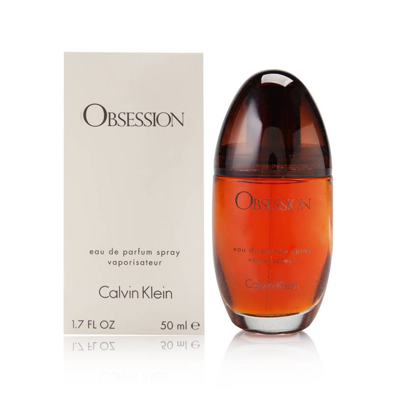 Obsession by Calvin Klein for Women 1.7oz EDP Spray Shower Gel
